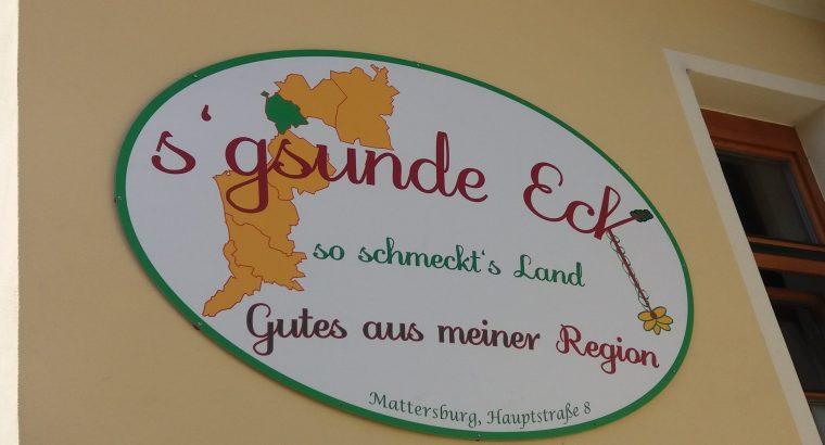 AndreaRosa's Genussladen – s'gsunde Eck