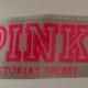 VS PINK Spitzenoberteil