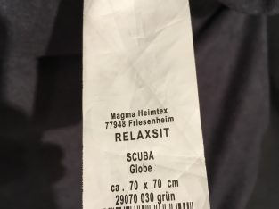 2 Sitzsäcke Scuba globe