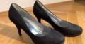 High Heels – schwarz schimmernd