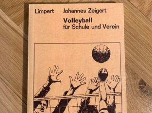 Volleyballbuch
