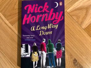 A long way down von Nick Hornby