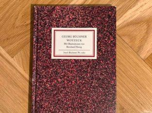 Georg Büchner Woyzeck/ Mit Illustrationen von Bernhard Heisig