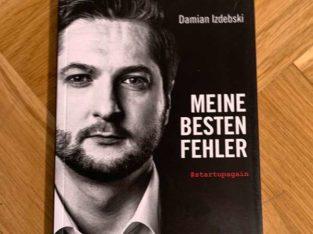 """""""Meine besten Fehler"""" von Damian Izdenski"""