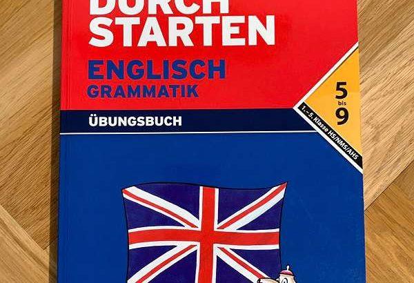 Durchstarten Englisch Grammatik Lehrbuch