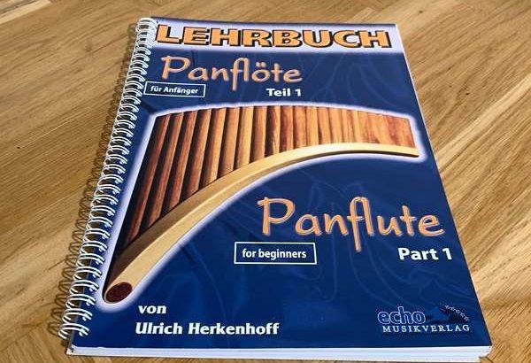 Lehrbuch zum Panflöte spielen lernen
